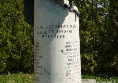 Nikla II.vh emlékmű 2009.04.21.küldő-Sümec (3)