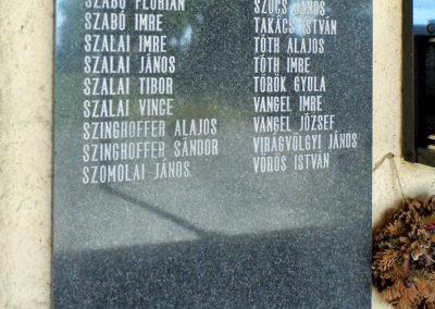 Nyárasd világháborús emléktáblák 2014.06.18. küldő-Méri (5)