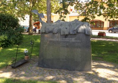 Nyíracsád világháborús emlékmű 2017.06.22. küldő-kalyhas (1)