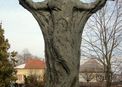 Nyíradony világháborús emlékmű 2014.02.07. küldő-kalyhas (2)