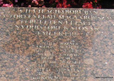 Nyírbátor világháborús emlékmű 2013.06.22. küldő-kalyhas (10)