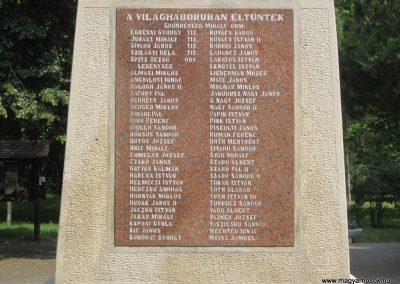 Nyírbátor világháborús emlékmű 2013.06.22. küldő-kalyhas (12)