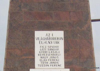 Nyírcsászári világháborús emlékmű 2013.06.22. küldő-kalyhas (6)