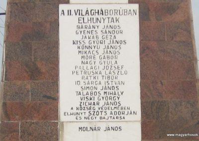 Nyírcsászári világháborús emlékmű 2013.06.22. küldő-kalyhas (7)