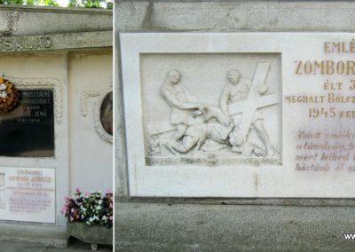 Nyíregyháza Északi temető, katonasírok 2017.07.16. küldő-Emese (1)
