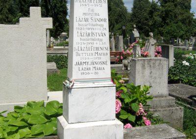 Nyíregyháza Északi temető, katonasírok 2017.07.16. küldő-Emese