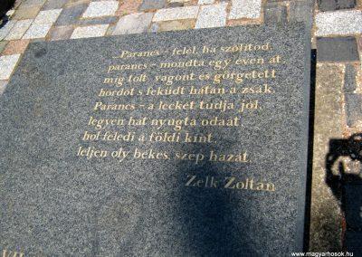 Nyíregyháza Északi temető. Elhurcoltak és hadifoglyok emlékműve. 2017.07.16. küldő-Emese (3)