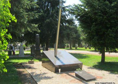 Nyíregyháza Északi temető. II. világháborús emlékmű 2017.07.16. küldő-Emese
