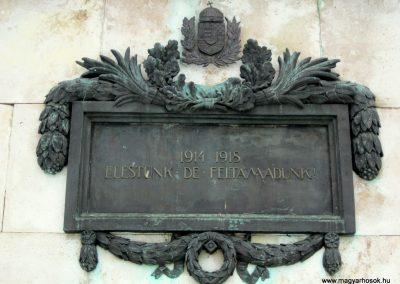 Nyíregyháza I. világháborús emlékmű 2014.02.07. küldő-kalyhas (10)