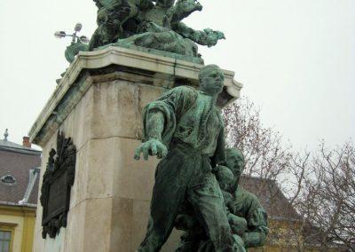 Nyíregyháza I. világháborús emlékmű 2014.02.07. küldő-kalyhas (11)