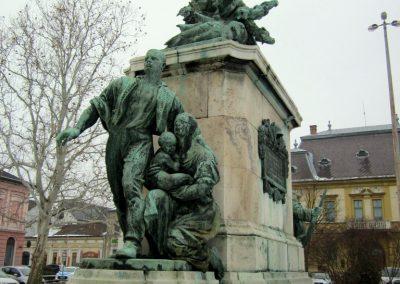 Nyíregyháza I. világháborús emlékmű 2014.02.07. küldő-kalyhas (15)
