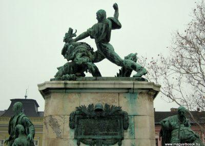 Nyíregyháza I. világháborús emlékmű 2014.02.07. küldő-kalyhas (2)