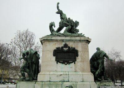 Nyíregyháza I. világháborús emlékmű 2014.02.07. küldő-kalyhas (9)