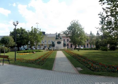 Nyíregyháza I. világháborús emlékmű 2016.05.22. küldő-Kalyhas