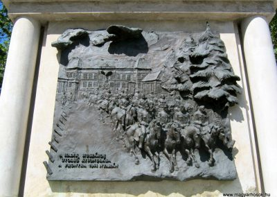 Nyíregyháza Magyar Huszár emlékmű 2017.07.16. küldő-Emese (5)
