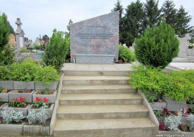 Nyíregyháza - Oros II. világháborús emlékmű 2013.05.23. küldő-kalyhas