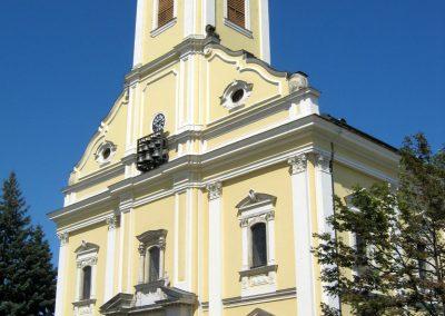 Nyíregyháza, evangélikus templom. kényszermunkára hurcoltak emléktáblája 2017.07.16. küldő-Emese