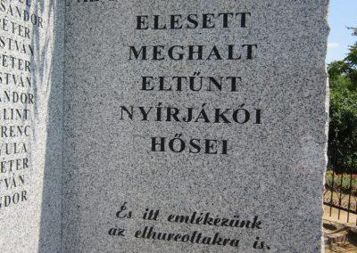 Nyírjákó világháborús emlékmű 2013.07.08. küldő-kalyhas (6)