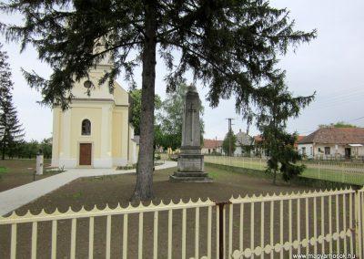 Nyírkáta I. világháborús emlékmű 2014.04.25. küldő-kalyhas (1)