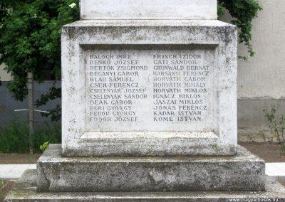 Nyírkáta I. világháborús emlékmű 2014.04.25. küldő-kalyhas (9)