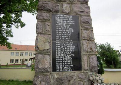 Nyírkáta II. világháborús emlékmű 2014.04.25. küldő-kalyhas (10)