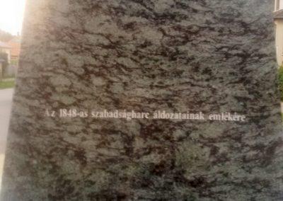 Nyírkarász új világháborús emlékmű 2017.08.06. küldő-Eszterhai Zsuzsa (5)