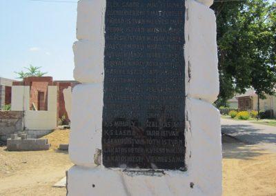 Nyírkarász világháborús emlékmű 2013.07.08. küldő-kalyhas (2)
