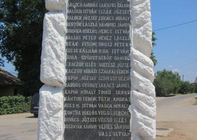 Nyírkarász világháborús emlékmű 2013.07.08. küldő-kalyhas (6)
