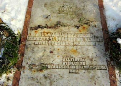 Nyírlugos II. világháborús emlékmű 2014.02.07. küldő-kalyhas (1)