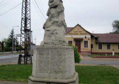 Nyírmeggyes I. világháborús emlékmű 2014.04.25. küldő-kalyhas (5)