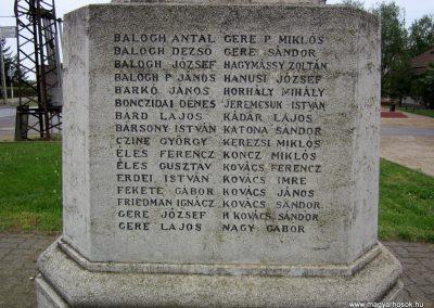 Nyírmeggyes I. világháborús emlékmű 2014.04.25. küldő-kalyhas (6)