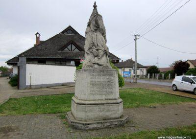 Nyírmeggyes I. világháborús emlékmű 2014.04.25. küldő-kalyhas (8)