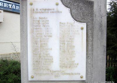 Nyírmeggyes II. világháborús emlékmű 2014.04.25. küldő-kalyhas (4)