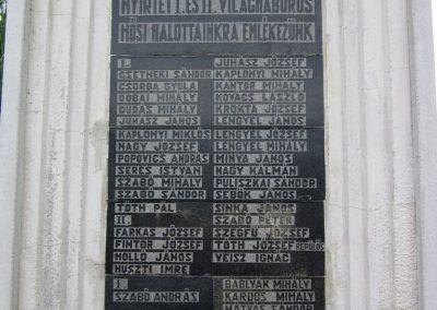 Nyírtét világháborús emlékmű 2013.05.23. küldő-kalyhas (3)