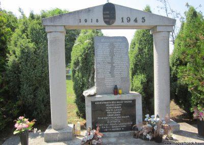 Nyírtura világháborús emlékmű 2013.07.08. küldő-kalyhas (2)