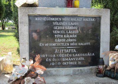 Nyírtura világháborús emlékmű 2013.07.08. küldő-kalyhas (5)