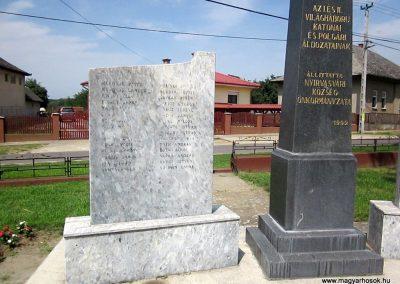 Nyírvasvári világháborús emlékmű 2014.08.04. küldő-kalyhas (3)