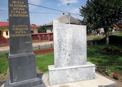 Nyírvasvári világháborús emlékmű 2014.08.04. küldő-kalyhas (7)