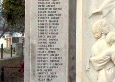 Nyúl világháborús emlékmű 2006.11.08. küldő-Hege (1)