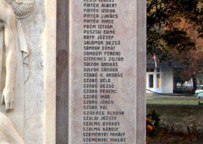 Nyúl világháborús emlékmű 2006.11.08. küldő-Hege (3)