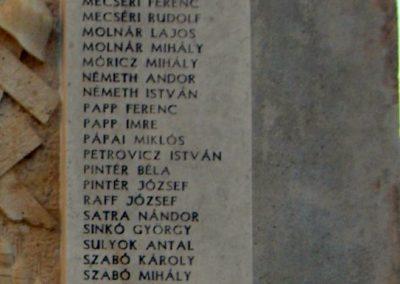Nyúl világháborús emlékmű 2006.11.08. küldő-Hege (7)