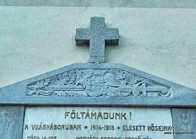 Nyalka világháborús emléktáblák 2013.10.23. küldő-Méri (2)