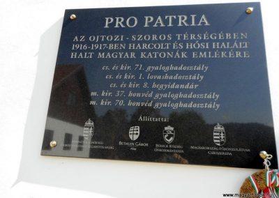 Ojtoz világháborús emlékmű 2019.06.11. küldő-Fehér Mónika (5)