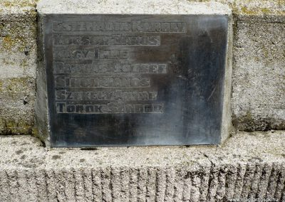 Okány világháborús emlékmű 2014.07.17. küldő-Sümec (11)