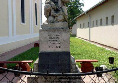 Okány világháborús emlékmű 2014.07.17. küldő-Sümec