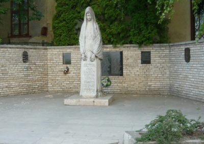 Olaszliszka világháborús emlékmű 2009.05.09.küldő-Ágca