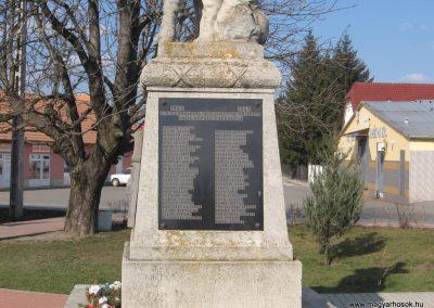 Onga világháborús emlékmű 2009.03.21. küldő-kalyhas (5)