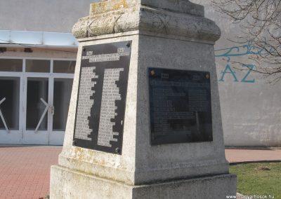 Onga világháborús emlékmű 2009.03.21. küldő-kalyhas (6)