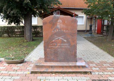 Orci világháborús emlékmű 2014.10.26. küldő-kalyhas (2)