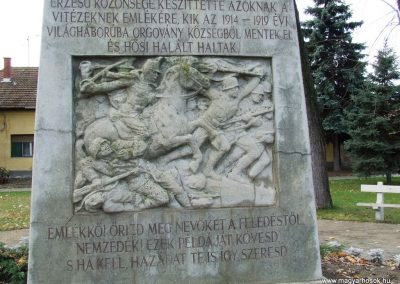 Orgovány világháborús emlékmű 2007.11.12.küldő-Markó Péter (4)